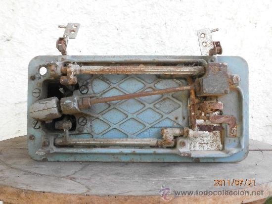 Antigüedades: MAQUINA DE COSER ALFA PARA RECAMBIOS - Foto 6 - 27998175