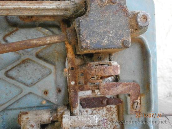 Antigüedades: MAQUINA DE COSER ALFA PARA RECAMBIOS - Foto 7 - 27998175