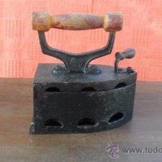 Antigüedades: PLANCHA ANTIGUA. Lote 28018963