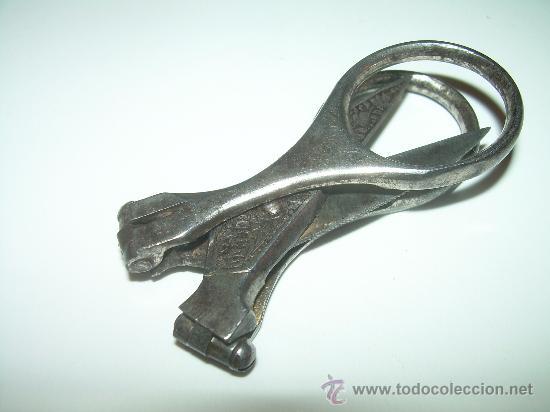 Antigüedades: ANTIGUAS Y BONITAS TIJERAS PLEGABLES......TOLEDO. - Foto 2 - 116219446