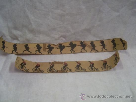 Antigüedades: Zootropo de Madera. - Foto 8 - 28388815