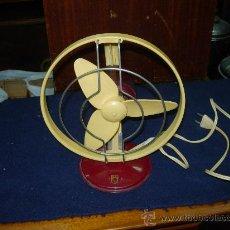 Antigüedades: VENTILADOR PHILIPS FUNCIONANDO. Lote 89863859