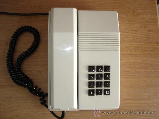 Telefono linea teide comprar tel fonos antiguos en todocoleccion 28637910 - Poner linea telefonica en casa ...
