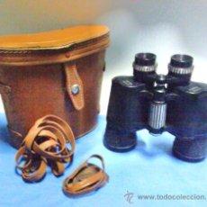 Antigüedades: PRISMATICOS - SUPER ZENITH - 10 X 50 - FIELD 5,3º - CON ESTUCHE Y CORREAS - VER FOTO - AÑOS 50. Lote 28609928