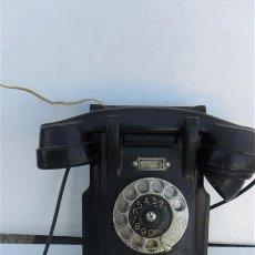 Teléfonos: TELEFONO DE PARED BAQUELIAT ESPAÑOL. Lote 28813948