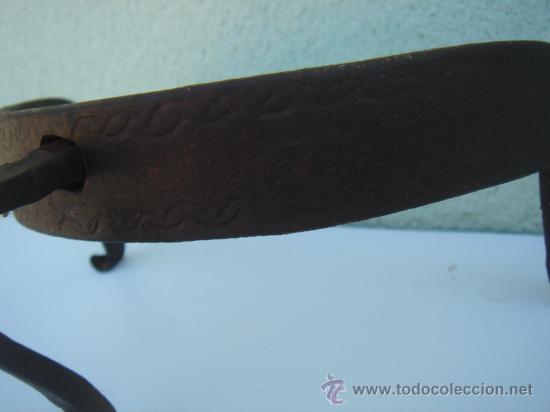 Antigüedades: DETALLE DEL DIBUJO DE FORJA - Foto 2 - 28815917
