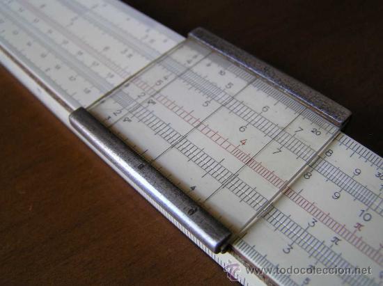 Antigüedades: REGLA DE CALCULO A.W. FABER CASTELL 1/87 SYST. RIETZ AÑOS 40 CALCULADORA SLIDE RULE RECHENSCHIEBER - Foto 11 - 137123658