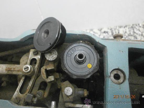 Antigüedades: MAQUINA DE COSER ALFA PARA RECAMBIOS - Foto 9 - 27998175