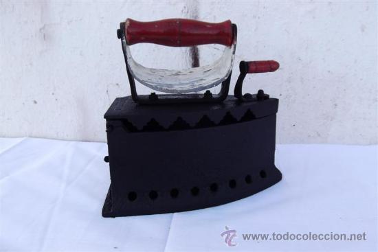 PLANCHA ANTIGUA (Antigüedades - Técnicas - Planchas Antiguas - Varios)