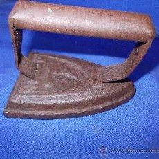 Antigüedades: PLANCHA Nº 4 -S DE HIERRO. Lote 29017053