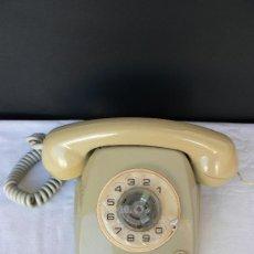 Teléfonos: TELEFONO DE SOBREMESA.COLOR BEIGE-CREMA-GRISACEO.. Lote 29034871