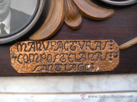 Antigüedades: ORLA DE MUSEO. FACULTAD DE MEDICINA SANTIAGO DE COMPOSTELA CURSO 1944 - 45 - Foto 11 - 29113859