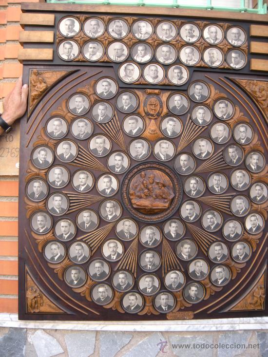 Antigüedades: ORLA DE MUSEO. FACULTAD DE MEDICINA SANTIAGO DE COMPOSTELA CURSO 1944 - 45 - Foto 12 - 29113859