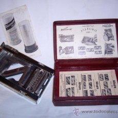 Antigüedades: ALLEGRO - AFILA HOJAS DE AFEITAR - -. Lote 29120189