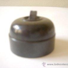 Antigüedades: INTERRUPTOR BAQUELITA. Lote 29184260