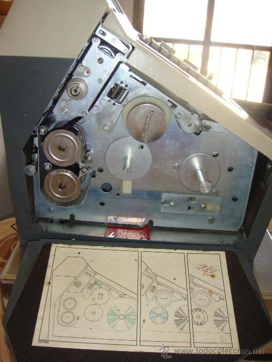 Antigüedades: caja registradora sweda, años 60, - Foto 4 - 175856144