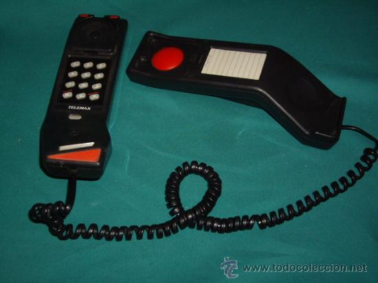 Teléfonos: TELEFONO TIPO GONGOLA - ORIGINAL - - Foto 8 - 29258956