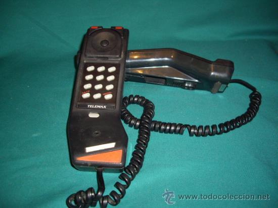 Teléfonos: TELEFONO TIPO GONGOLA - ORIGINAL - - Foto 6 - 29258956