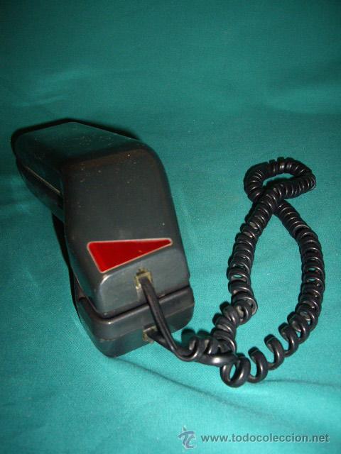 Teléfonos: TELEFONO TIPO GONGOLA - ORIGINAL - - Foto 4 - 29258956