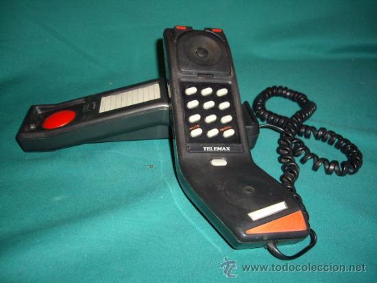 Teléfonos: TELEFONO TIPO GONGOLA - ORIGINAL - - Foto 2 - 29258956