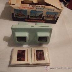Antigüedades: ESTEREOSCOPIO LESTRADE FRANCIA AÑOS 1950. Lote 29280586