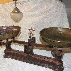 Antigüedades: BALANZA GRANDE. Lote 100489411