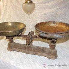 Antigüedades: BALANZA PARA RESTAURAR. Lote 29396098