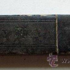 Antigüedades: CAJA PARA NAVAJA DE AFEITAR MARCA LOPEZ Y RICO ALICANTE. Lote 29460172