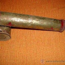 Antigüedades: ANTIGUO MATAMOSCAS DE LATA. Lote 29602550