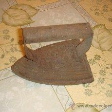 Antigüedades: ANTIGUA PLANCHA DE HIERRO DE LOS AÑOS 20. Lote 29650337