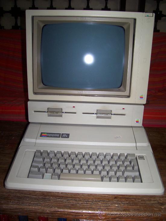 Vendo ordenador apple iie principios de los comprar - Fotos de ordenadores ...