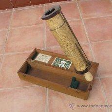 Antigüedades: REGLA DE CALCULO CILINDRICA ESPIRAL DE FULLER STANLEY ANTIGUA CALCULADORA SLIDE RULE RECHENSCHIEBER. Lote 29812289