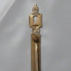 Antigüedades: TIRADOR DE COLGANTE – AÑOS 60. Lote 117301530