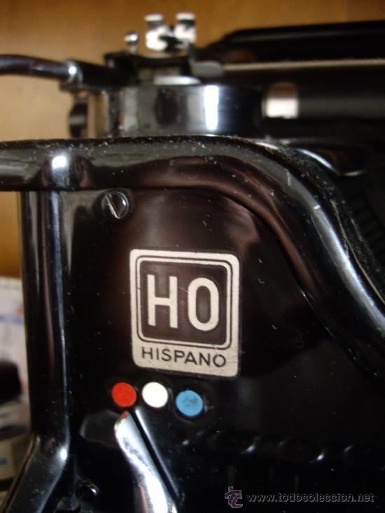 Antigüedades: Máquina escribir antigua Seminueva. - Foto 6 - 29872950