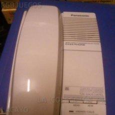Teléfonos: TELEFONO PANASONIC AUTO-LOGIC KX-T2385D CON CONTESTADOR INALAMBRICO,. Lote 29882473