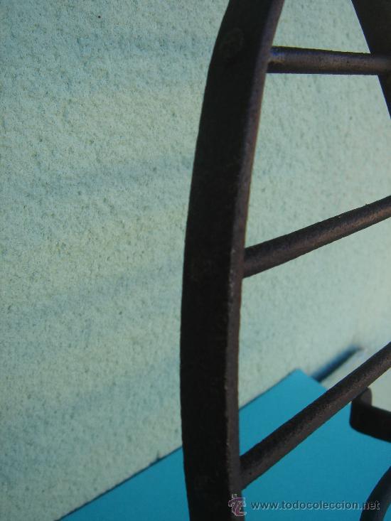 Antigüedades: DETALLE DEL TRABAJO DE FORJA - Foto 4 - 29906721
