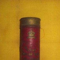 Antigüedades: ESPUMA DE AFEITAR / BARBERIA / ESPUMA / NAVAJA AFEITAR / AFEITADO. Lote 50285298