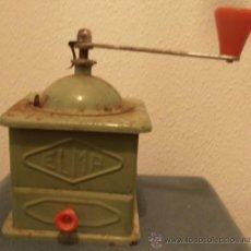 Antigüedades: MOLINILLO DE CAFE, MARCA ELMA. Lote 29957775