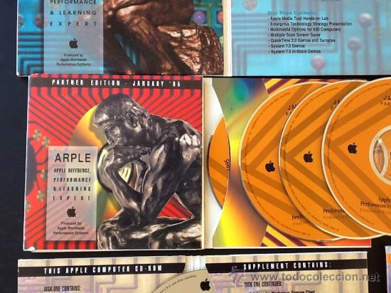 Antigüedades: Software Vintage Mac - ARPLE Apple Reference, Performance, and Learning Expert - Foto 3 - 30005877