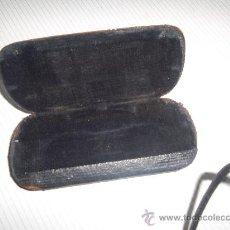 Antigüedades: FUNDA ANTIGUA PARA GAFAS. Lote 30072623