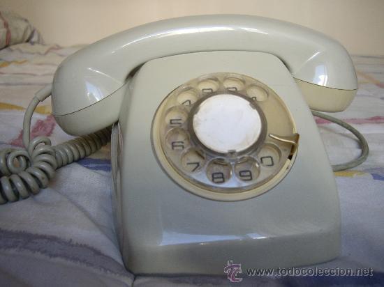 TELÉFONO (Antigüedades - Técnicas - Teléfonos Antiguos)