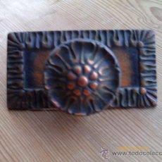 Antigüedades: POMO TIRADOR. Lote 30242531