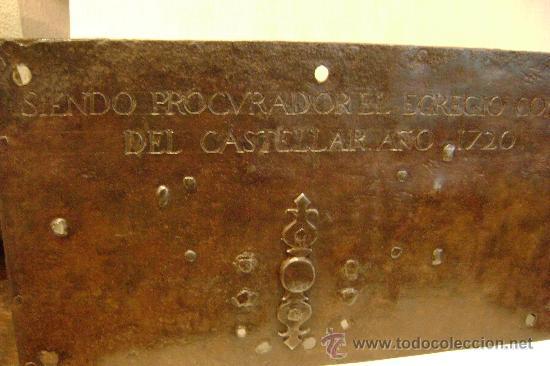 Antigüedades: CERRADURA ESPAÑOLA DE 1720 - Foto 3 - 30250745