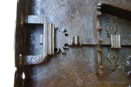 Antigüedades: CERRADURA ESPAÑOLA DE 1720 - Foto 6 - 30250745