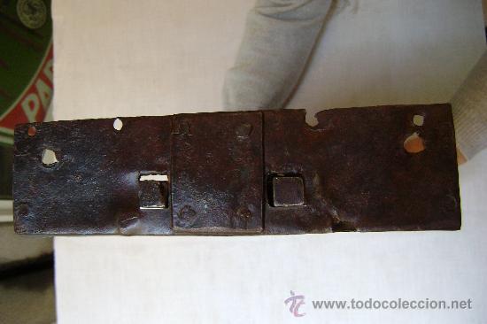 Antigüedades: CERRADURA ESPAÑOLA DE 1720 - Foto 7 - 30250745