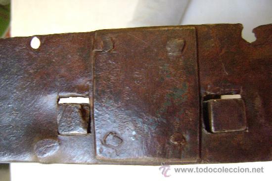 Antigüedades: CERRADURA ESPAÑOLA DE 1720 - Foto 8 - 30250745