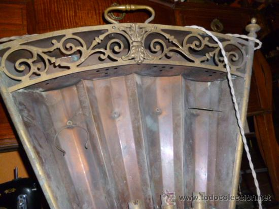 Antigüedades: ESTUFA ELÉCTRICA - Foto 3 - 30285864