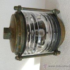 Antigüedades: FAROL DE BARCO. Lote 26443988