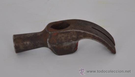 Antigüedades: Cuatro martillos de uña. - Foto 9 - 30350989