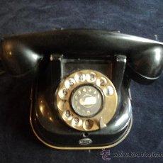 Teléfonos: TELEFONO SOBREMESA ALEMAN. PARA DECORACION. NO GIRA DIAL. RESTO . PESA 2K,750 GR.. Lote 30376073